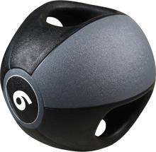 Pure2Improve Medicinboll med handtag 6 kg grå