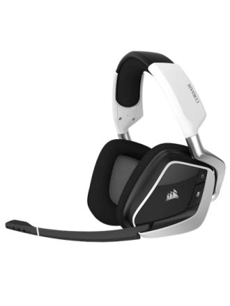 Gaming VOID PRO RGB Wireless White - Bia?y