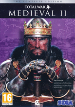 Medieval 2 Total War - The Complete Collection (PC DVD) /PC