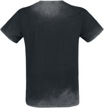 Outer Vision - Burned Tattoo -T-skjorte - grå
