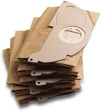 Kärcher 69043220 Filterpåse Papper, 5-pack