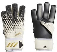adidas Keeperhanske Predator Match Fingersave Inflight - Hvit/Sort/Gull