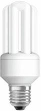 Inbyggt kompakt lysrör Värde DULUX 11W E27 E27