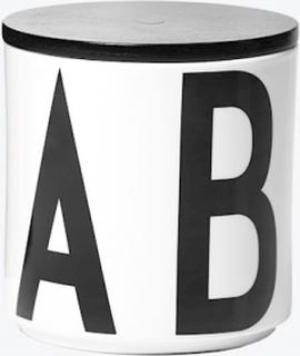 Design Letters burk med lock