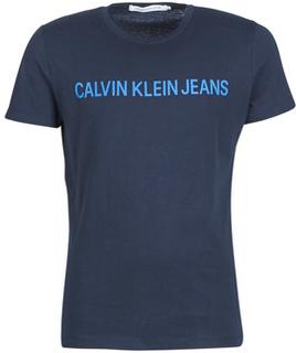 Calvin Klein Jeans T-shirts m. korte ærmer INSTITUTIONAL LOGO SLIM Calvin Klein Jeans