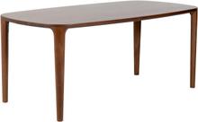 Hjorten Matbord - Massiv valnöt