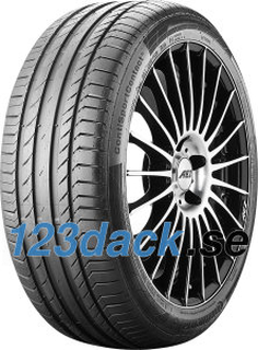 Continental ContiSportContact 5 SSR ( 255/45 R18 99W *, runflat )