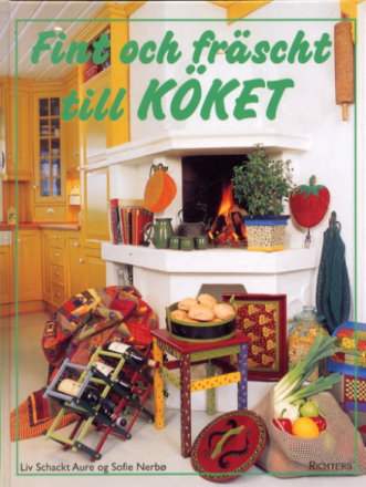 Fint och fräscht till köket 9789177111276