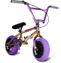 Mini BMX | Med skivbroms | Royal Purple Pro3