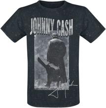 Johnny Cash - There You Go -T-skjorte - grafitt