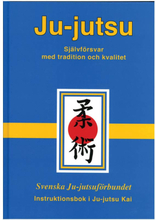 JU-JUTSU Instruktionsbok