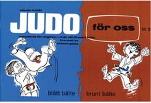 JUDO FÖR OSS DEL 3 / BLÅTT-BRUNT BÄLTE