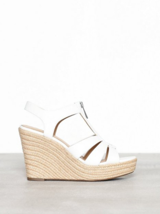 Michael Michael Kors Berkley Wedge Hvit