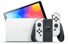 Nintendo Switch (OLED model) white