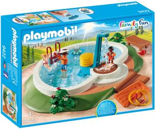 Playmobil9422 Pool