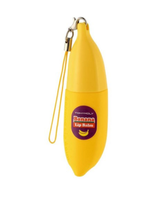 Tonymoly Magic Food Mini Banana Lip Balm 7g