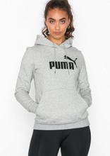 Puma Ess Logo Hoody Fl