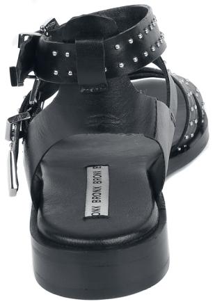 Bronx - BthrillX - Sko & støvler - svart