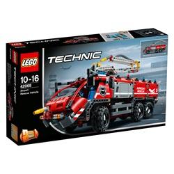 LEGO Technic Redningsbrandbil 42068 - wupti.com
