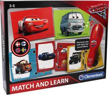 Cars 3 Spel Match & Learn - 43% rabatt