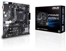 ASUS PRIME A520M-K (mATX, A520, AM4)