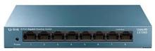 TP-Link LiteWave 8-Port Metal Gigabit Desktop Switch