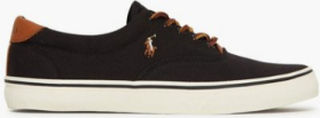 Polo Ralph Lauren Thorton Sneakers Sneakers Black