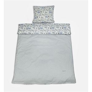 Junior sengetøj med dyr, Smallstuff - Babytorvet.dk
