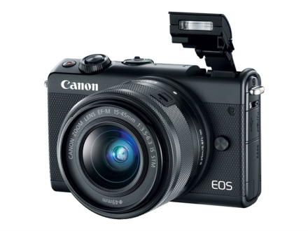 Canon EOS M100 + 15-45/3,5-6,3 IS STM