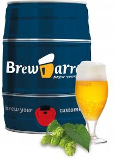 Brew Barrel hembryggarkit - Pilsner