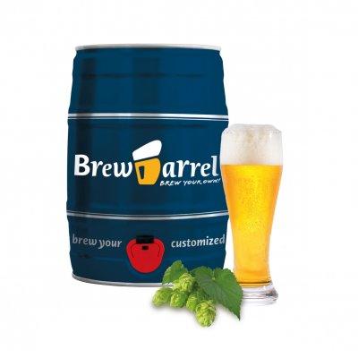 Brew Barrel hembryggarkit - Veteöl