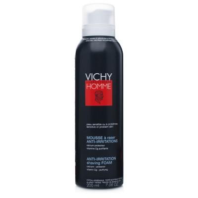 Vichy Homme Anti-Irritation Shaving Foam 200 ml