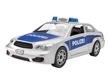 Junior Kit Politibil - Lekmer