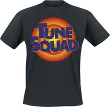 Looney Tunes - Space Jam - 2 - Tune Squad -T-skjorte - svart