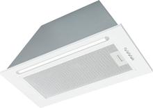Underbyggnadsfläkt Tovre vit 60 cm/ 90 cm+ LED