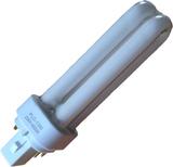 Energi spara PLC lampa - 4 pin CFL - 13/18w färg 4