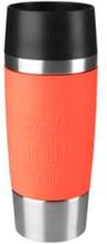 Travel Mug Red Peach 360 ml