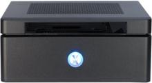 Mini ITX-603 - Kabinett - Ultra small form factor - Svart