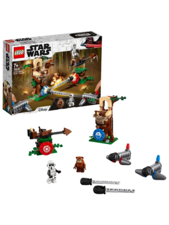 Star Wars 75238 Action Battle – Angreb på Endor™ - Proshop