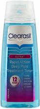 Clearasil Ultra Rapid Action Deep Pore Treatment Toner 200 ml