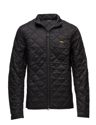 B Intl Gear Quilt J Black