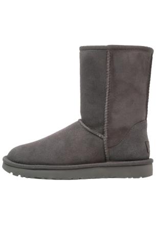 UGG CLASSIC SHORT II Støvletter grey