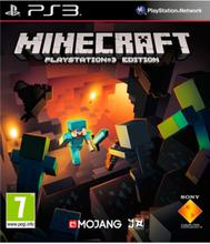 Minecraft: PlayStation 3 Edition - PlayStation 3 - Action/Adventure