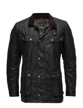 B.Intl Duke Wax Jacket (Tr)