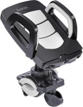 HOCO Universal Mobilholder Til Cykel - Grå / Sort (Maks Bredde. 8.5 cm)