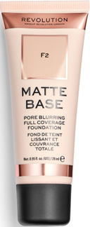 Makeup Revolution Matte Base Foundation F2