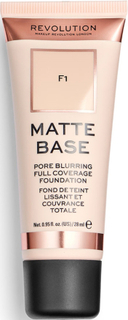 Makeup Revolution Matte Base Foundation F1