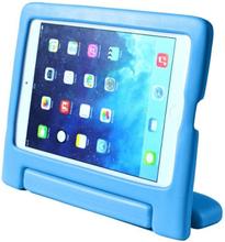 iPad Air Kids Portable Stand Cover Blå *