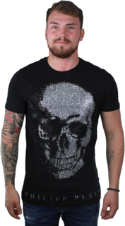 Philipp Plein Kivo MTK0966 02 Herre T-Shirt