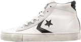 Converse CONS PRO Höga sneakers white/black/turtle